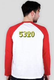 Koszulka Ikarus 5320 męska baseball #2 (różne kolory)