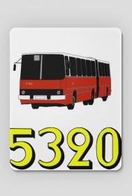 Podkładka pod mysz - Ikarus 5320