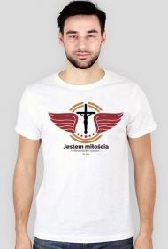"""Koszulki katolickie - męska """"Dz. 1074"""""""