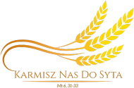 "Koszulki katolickie - damska ""Karmisz nas"" (wzór 2)"