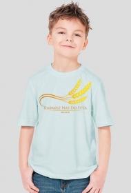 """Koszulki chrześcijańskie - dla chłopca """"Karmisz nas"""""""