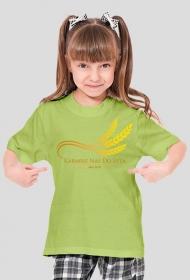 """Koszulki chrześcijańskie - dla dziewczynki """"Karmisz nas"""""""