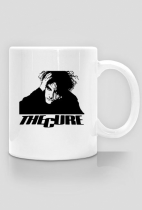 Kubek THE CURE 2/1