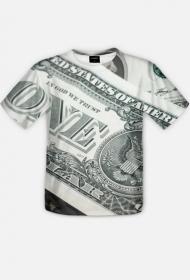 Koszulka ONE DOLAR