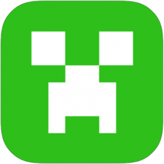 Creeper - MineHead - duży plecak