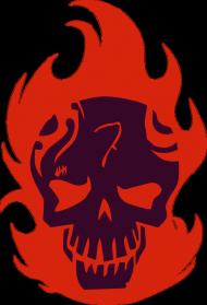 Suicide Squad - Diablo bluza