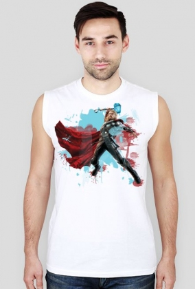 Marvel - Thor bezrękawnik męski