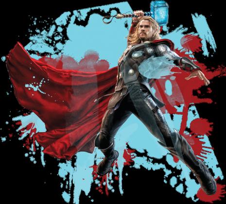 Marvel - Thor przypinka 5 cm