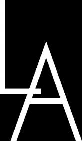 LA black t-shirt