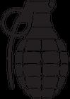 grenade black Trucker
