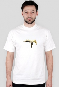 Uzi white t-shirt