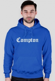 Compton blue hoodie
