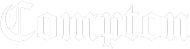 Compton black hoodie 2