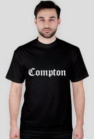 Compton black tee