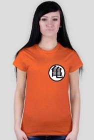Dragon Ball Kame/Kaio - t-shirt damski
