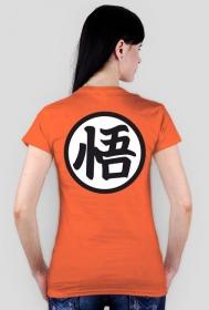 Dragon Ball Son Goku - t-shirt damski