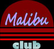 Tshirt damski GTA Vice City Club Malibu