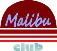 Tank top męski GTA Vice City Club Malibu