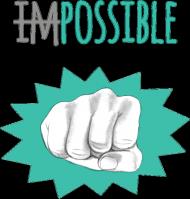 Impossible - koszulka damska