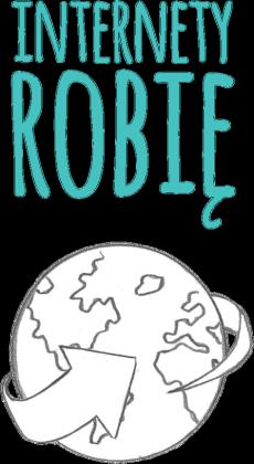 Internety Robię - geek - koszulka damska