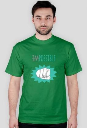Impossible - t-shirt męski