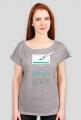 Elastyczny grafik - grafik - koszulka damska