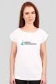 Jestem Interaktywna - koszulka damska