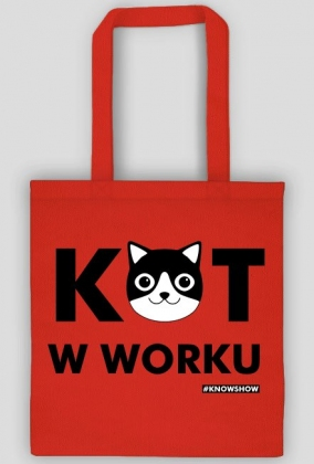 Kot w worku