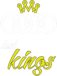 """Koszulka oversize """"Audi last kings"""" WSZYSTKIE KOLORY (przod)"""