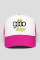 """Czapka trucker """"Audi last kings"""" wszystkie kolory"""
