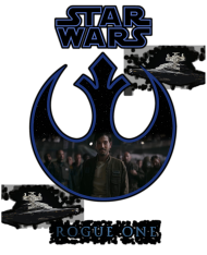 Star Wars Rogue One - wzór 1