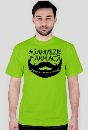 #JanuszeFarmacji doktorat