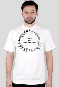 Life of Engineers - White