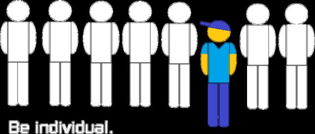 Be Individual