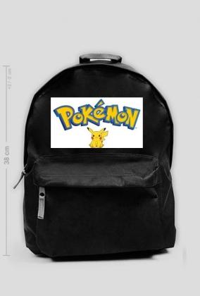 plecak pokemon