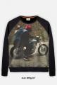 Motorcycle Couple Bluza Motocyklowa