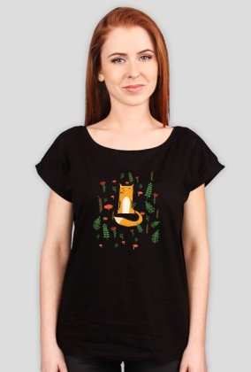 Lisia koszulka