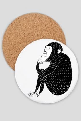 Małpa podkładka