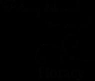 Poszewka na poduszkę - Cytat, Horacy
