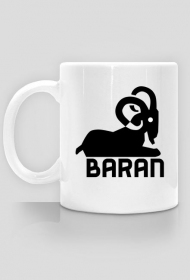 Kubek - Znak Zodiaku, Baran