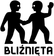Kubek - Znak Zodiaku, Bliźnięta