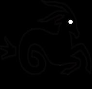 Kubek - Znak Zodiaku, Koziorożec
