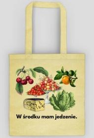 torba na jedzenie
