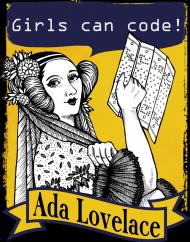 Girls can code bluza