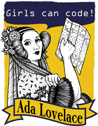 Girls can code na ramiączkach