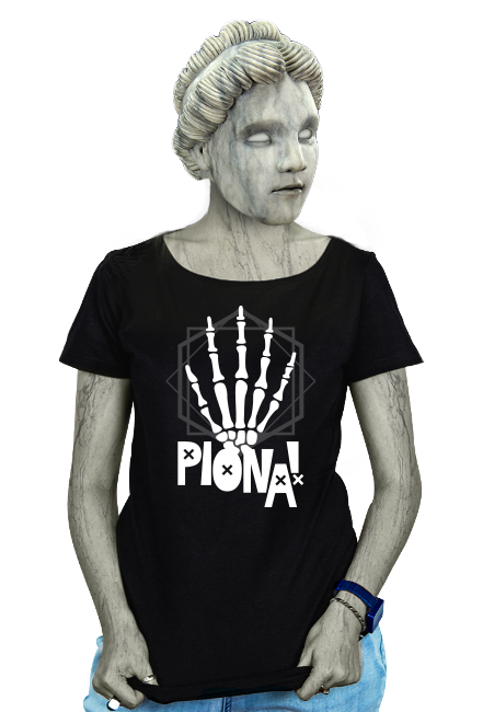 Piona - ♀ czarna
