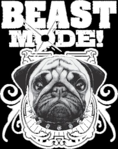 Beast Mode - ♀ czarna