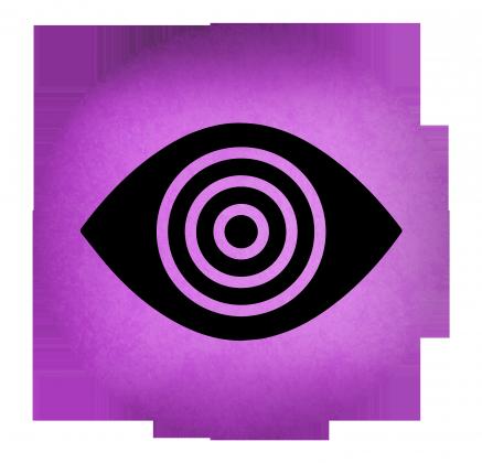 TTS Logo - ♀ Czarna/biała
