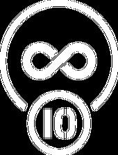 Uroboros Infinity - ♀ czarna
