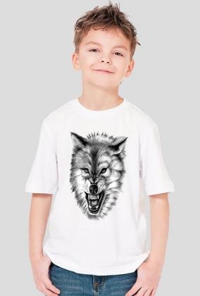 Koszulka - Wilk